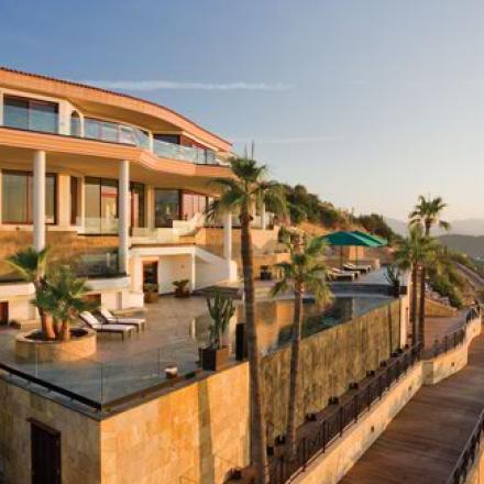 Villa colani in mallorca verzun luxury real estate broker - Villa colani ...