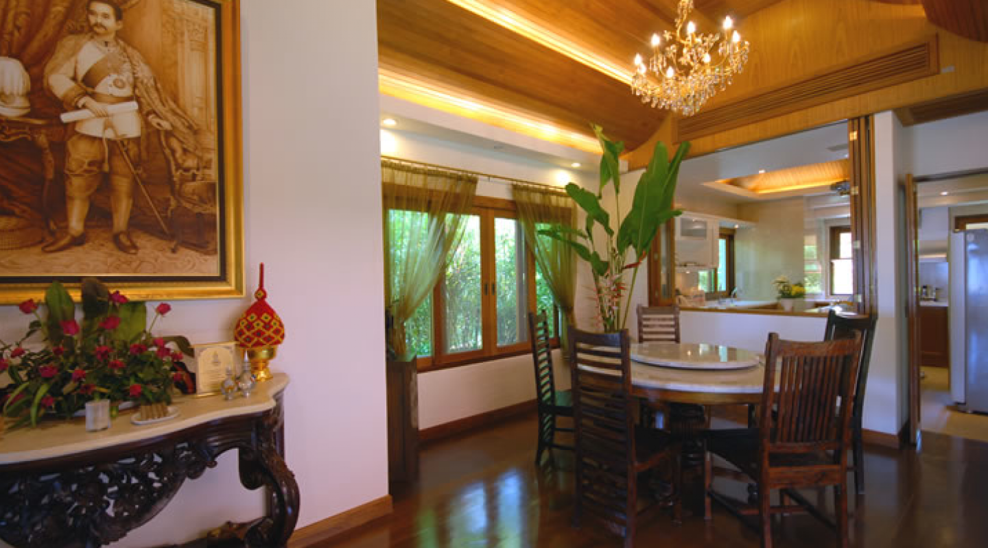 Baan Sarika Beach House