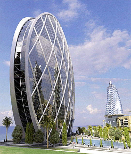 Dreams of an architect december 2013 for Architectural design companies in abu dhabi