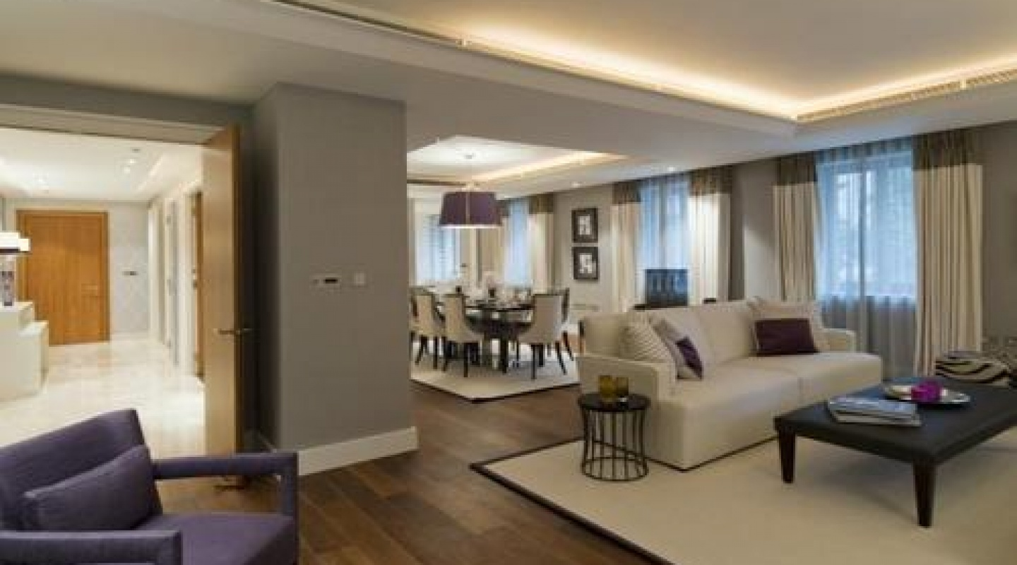 Lancelot Place in Knightsbridge