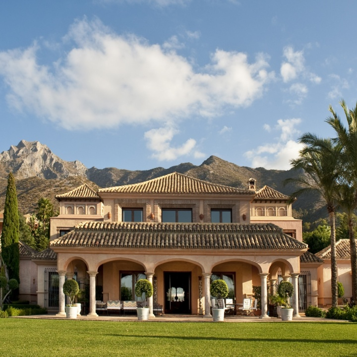 Luxury Villa for Rent in Marbella, Spain