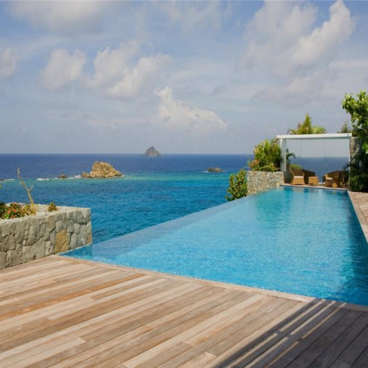 Villa Wickie in St Barts