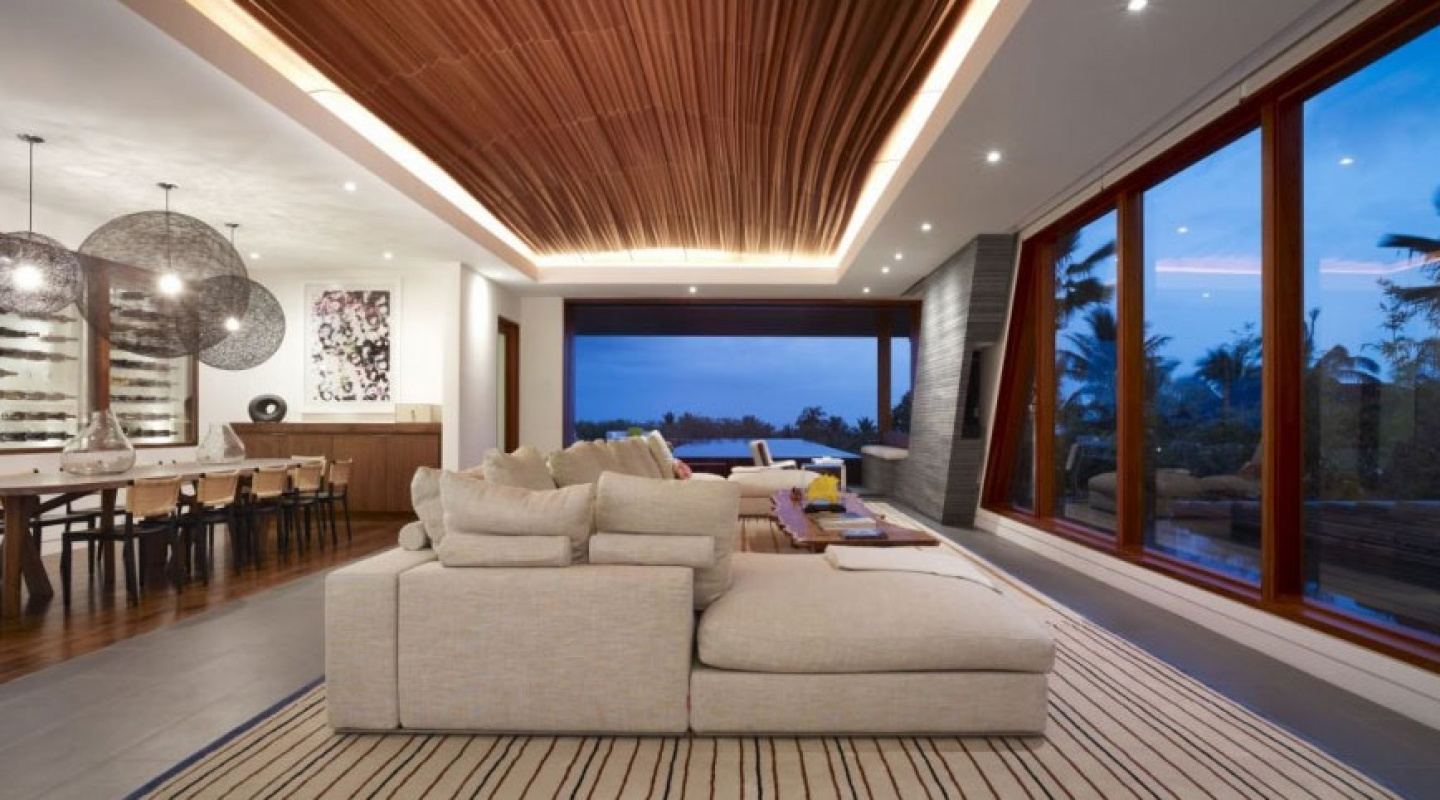The Kona Residence in Hawaii by Belzberg Architects