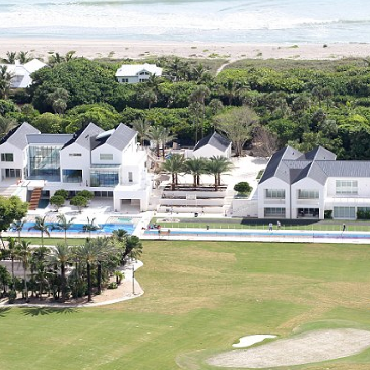 Tiger Woods's $50 million Florida estate
