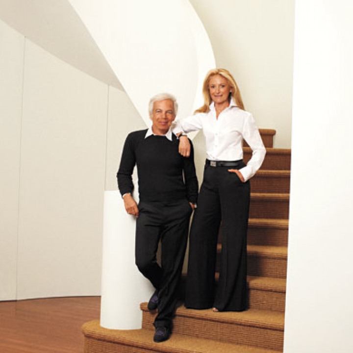 Ralph Lauren's Manhattan Apartment