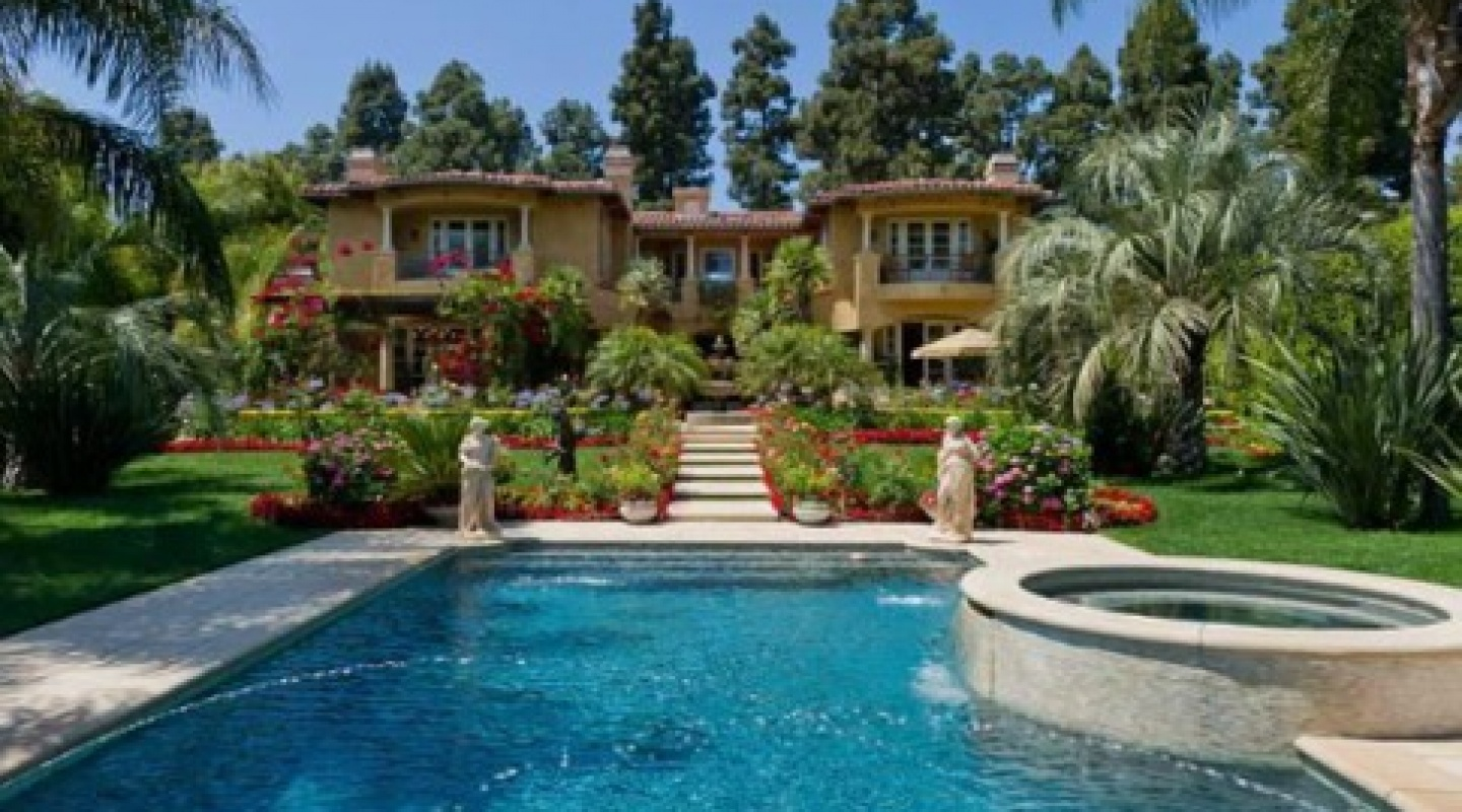 Most expensive celebrity homes for sale us verzun for Most expensive home for sale