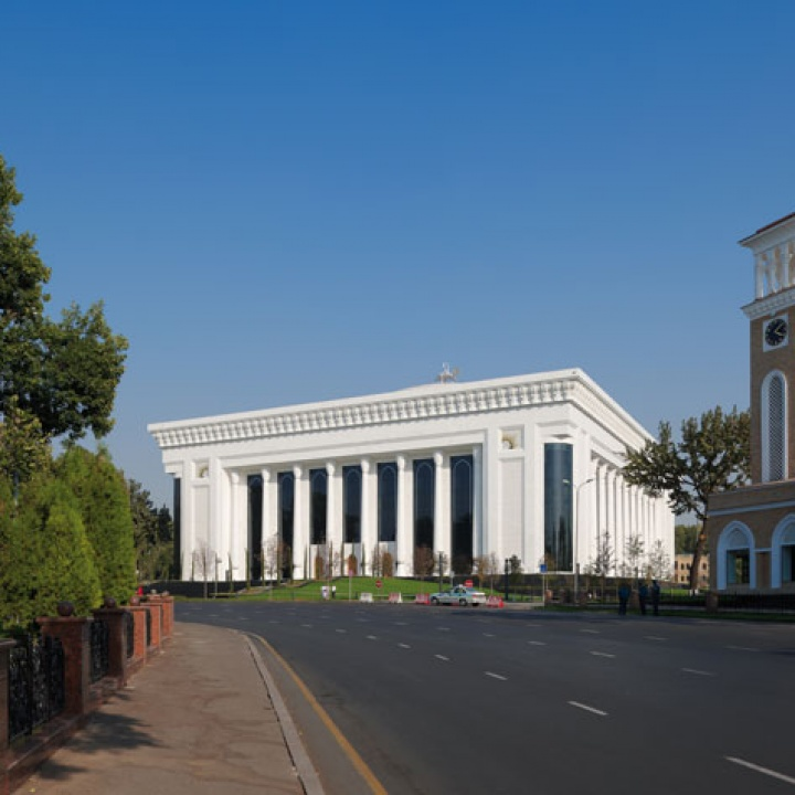 Palace of International Forums in Uzbekistan