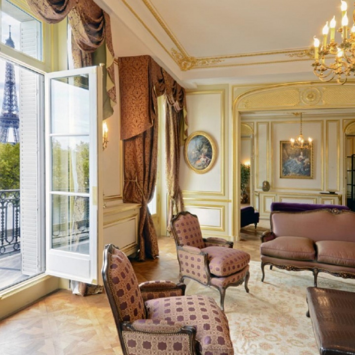 paris luxury apartment