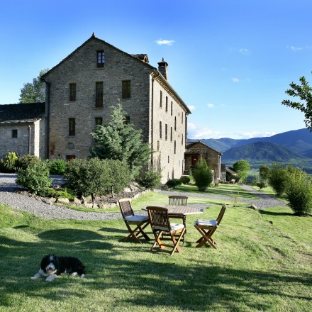Boutique property in the Spanish Pyrenees