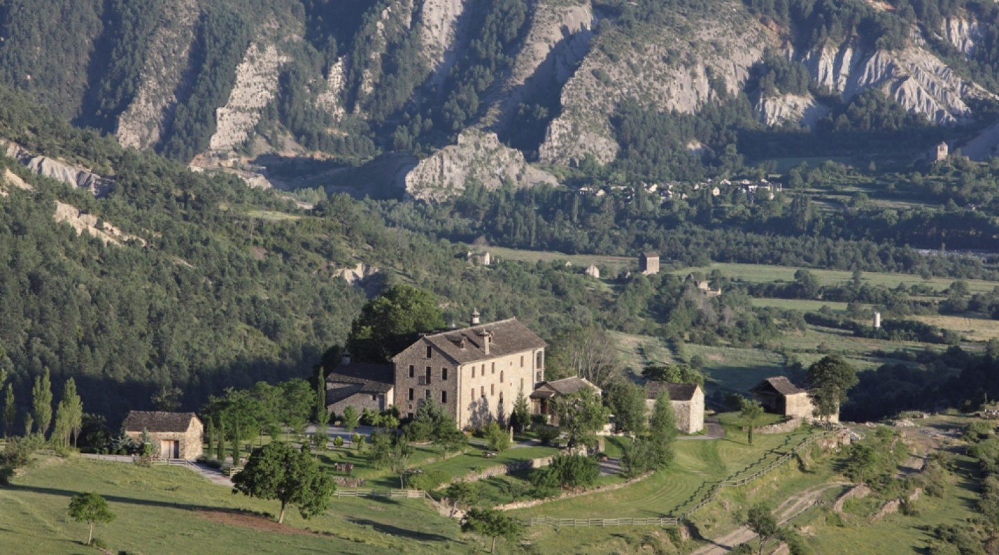 Boutique property in the Spanish Pyrenees 6