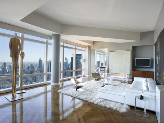 Penthouse In 25 Columbus Circle Listed For 60 Million