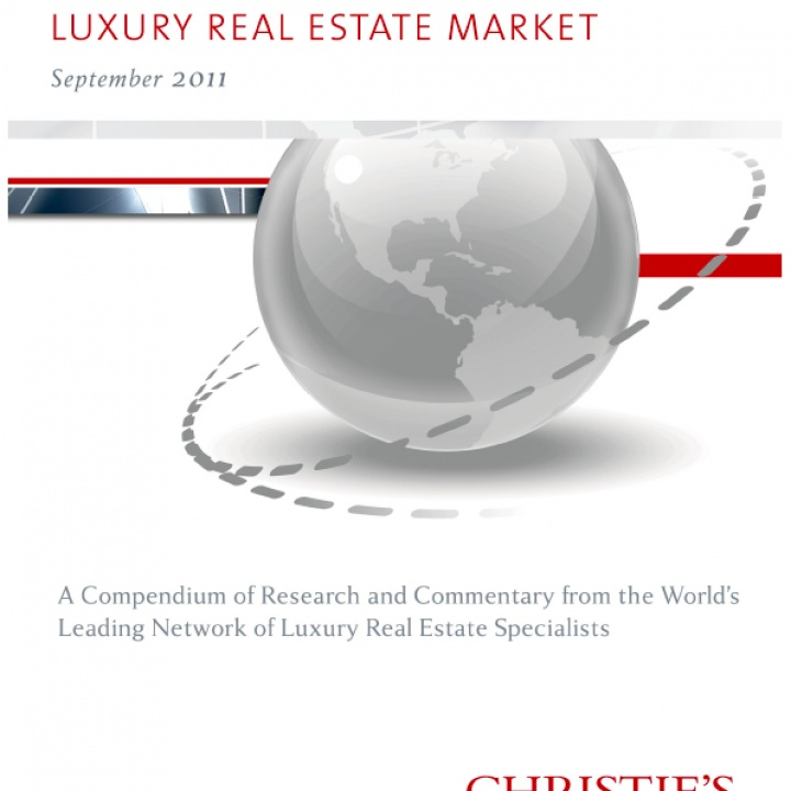 luxury market recap 2011