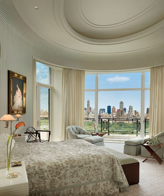 Fifteen Central Park West: $88 Million Penthouse Sold In New York