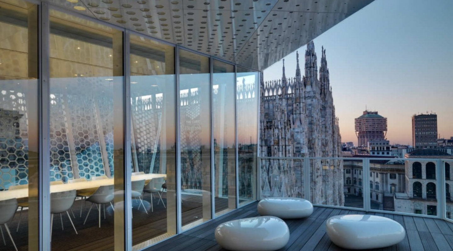 the cube in milan by park associati 8