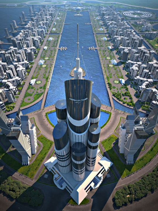 Azerbaijan Tower: The Next Tallest Building in the World