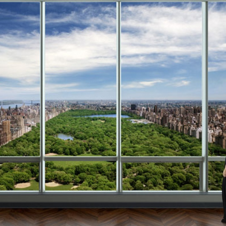 one 57 penthouse in new york