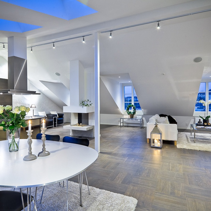 luxury apartment in sweden 2