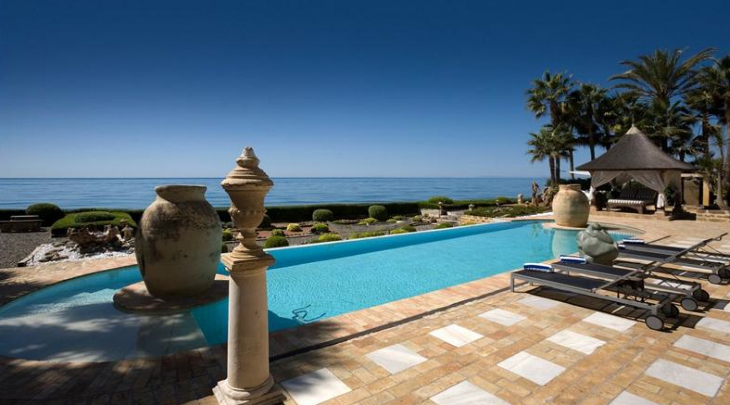 villa in los monteros spain 2