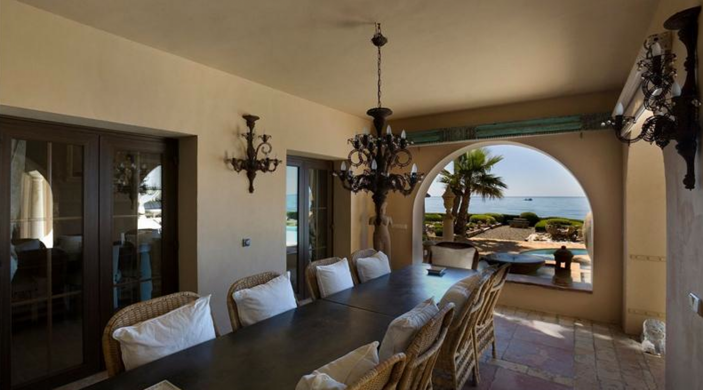 villa in los monteros spain 7