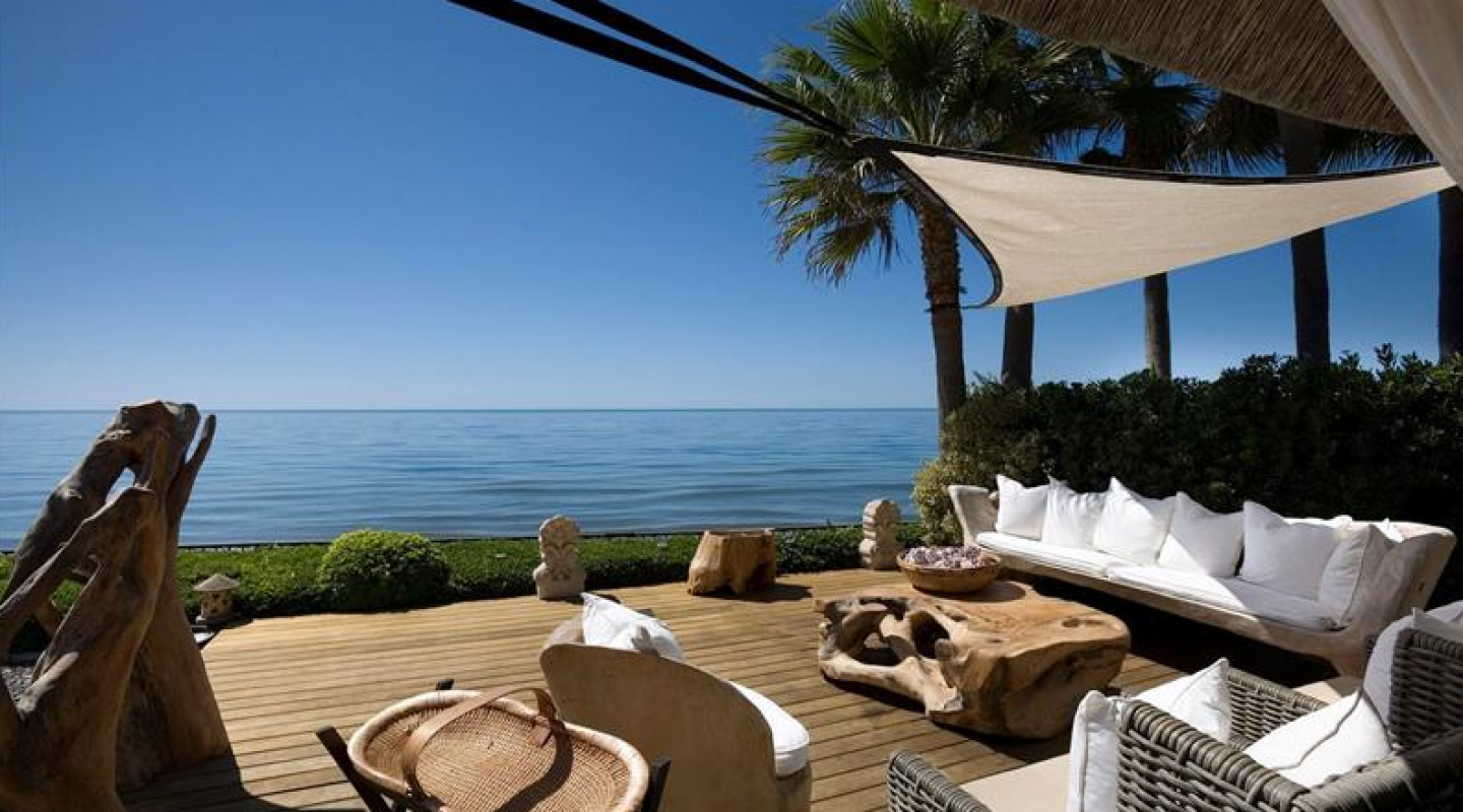 villa in los monteros spain 8