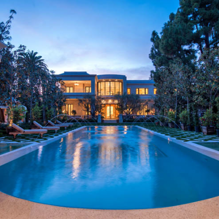 le palais mansion in beverly hills