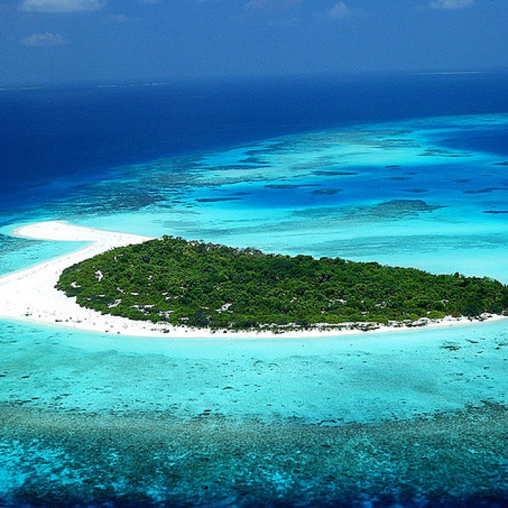lvmh resort in maldives