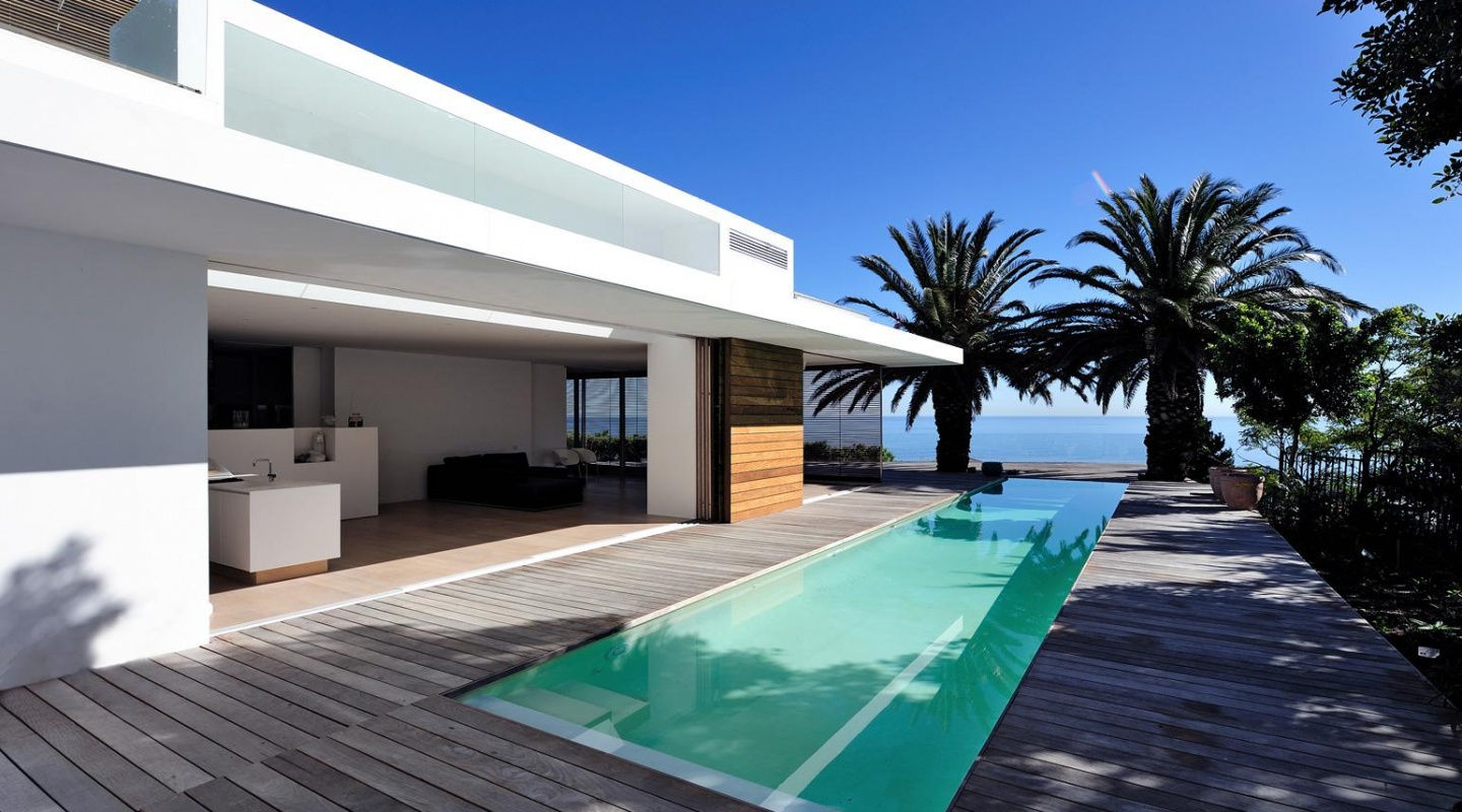 house fiskaal cl house in camps bay