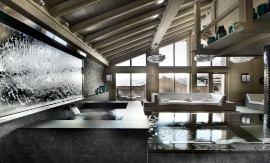 Hotel k2 Courchevel images
