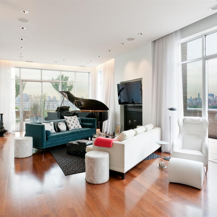 penthouse in williamsburg brooklyn ny