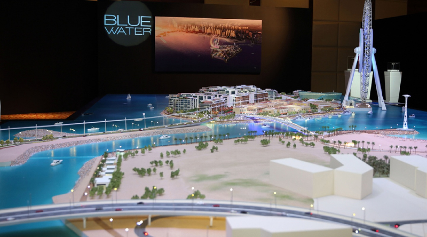 bluewaters island project in dubai 4