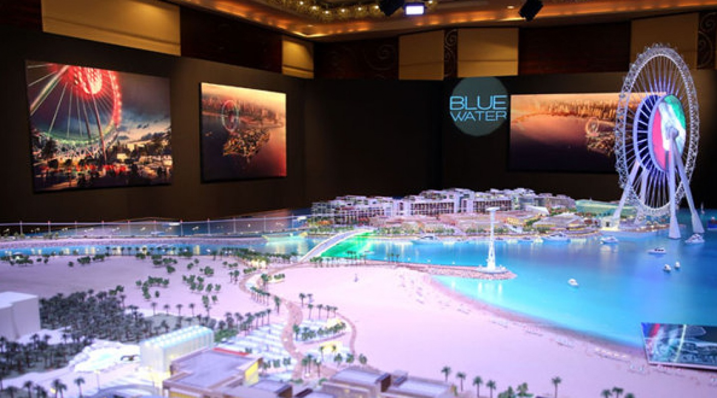 bluewaters island project in dubai 7