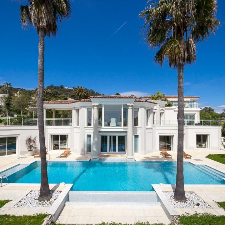 villa in cannes 7