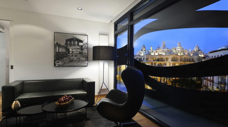 Rooms: Luxury Hotels In Barcelona