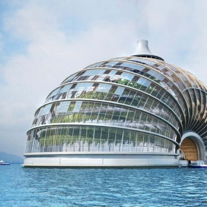 the ark floating hotel 5