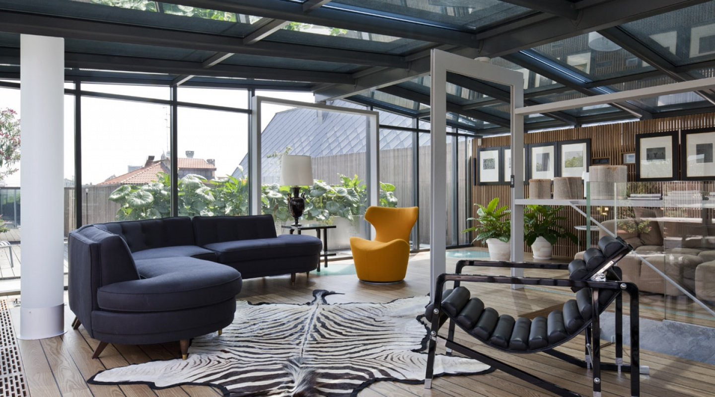 penthouse in milan for sale 2