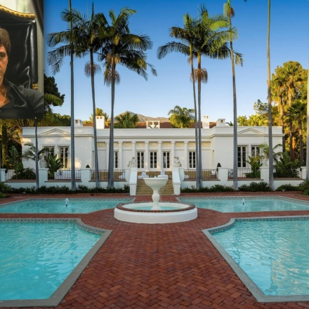 """Scarface"" mansion listed for $35 million"