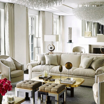 manhattan townhouse designed by james aman