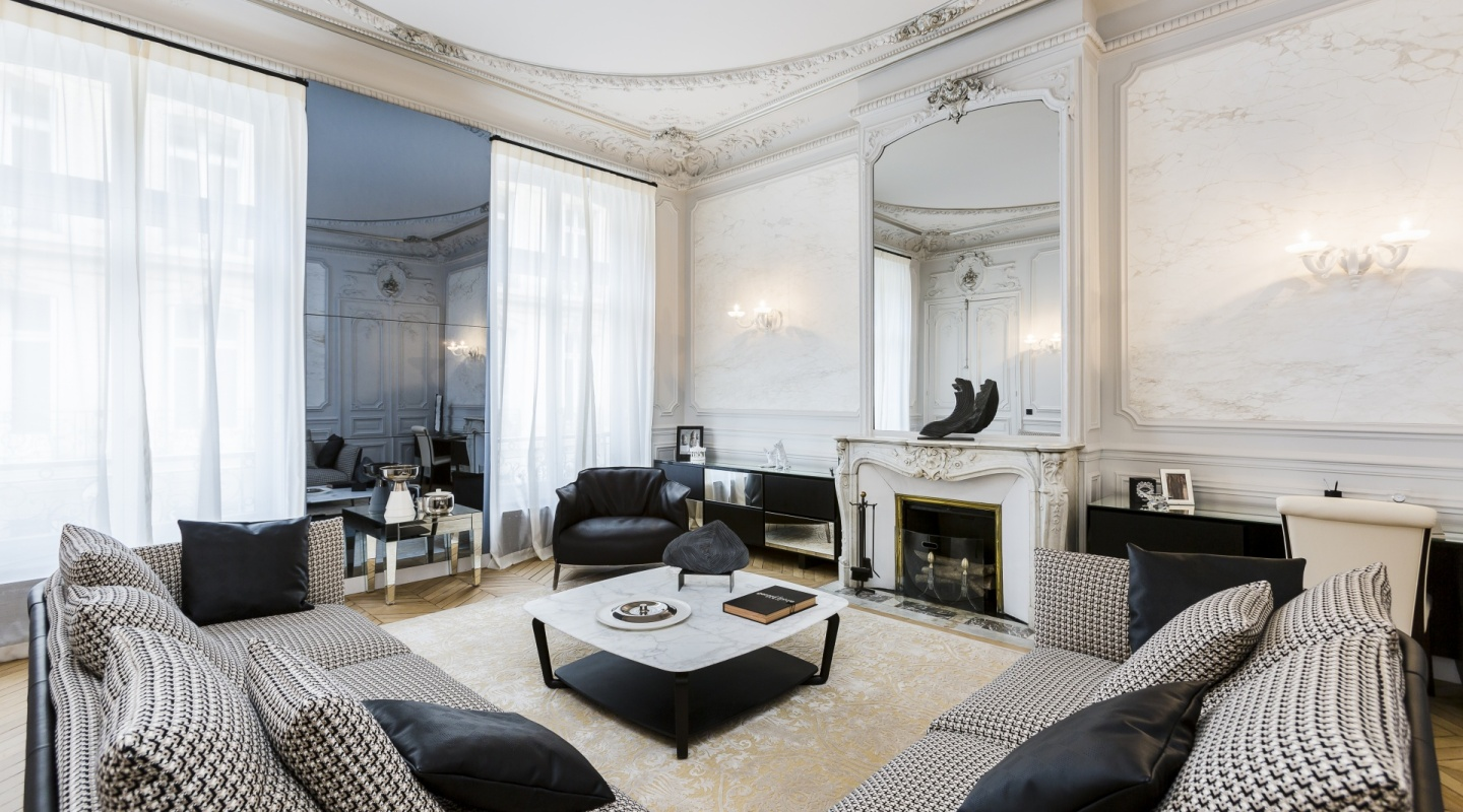 Ready to live apartments for sale in paris for Appartement paris