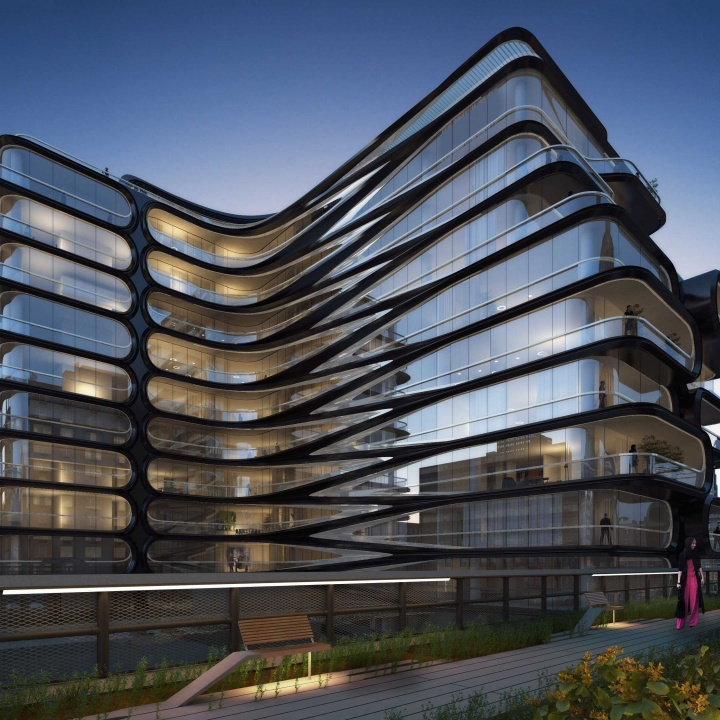 1 zaha hadid new york