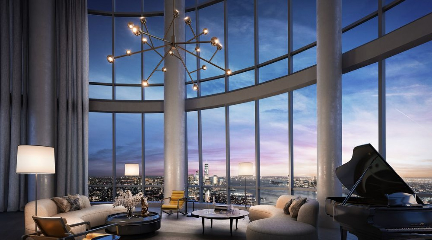 2 15 hudson yard 88th floor penthouse
