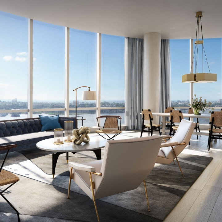 5 15 hudson yard 88th floor penthouse
