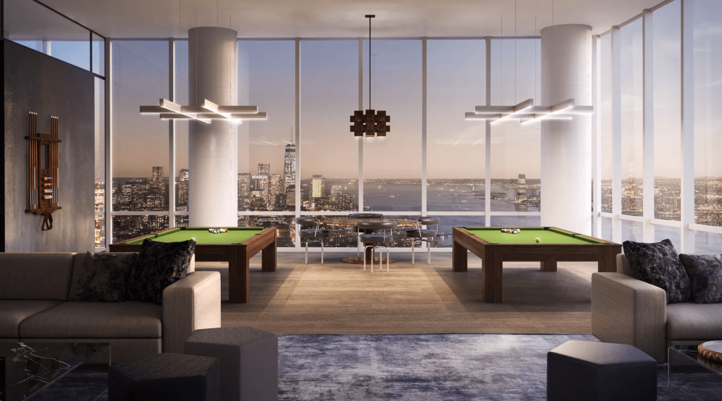 6 15 hudson yard 88th floor penthouse