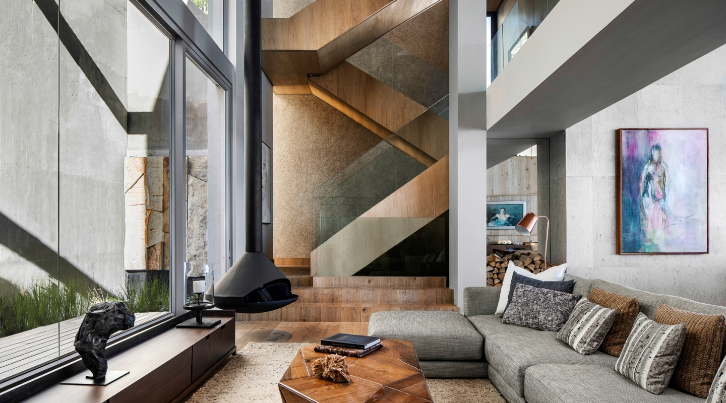 kloof 145 cape town by saota10