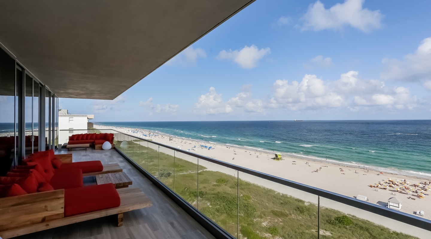 Finest 321 Ocean Drive Penthouse In South Beach Miami For