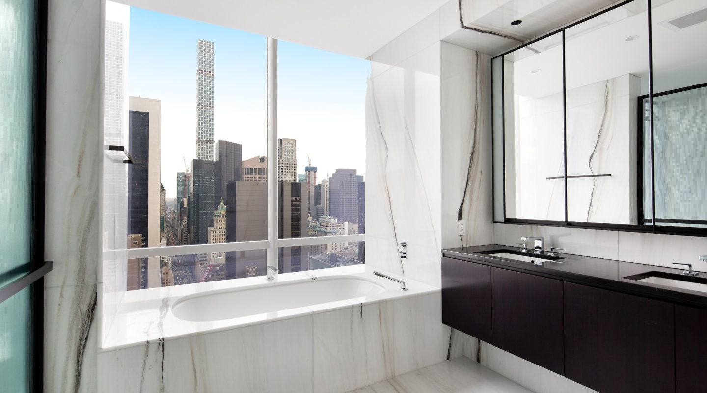 Luxury apartment at one57 in midtown manhattan new york for Luxury apartments manhattan for sale