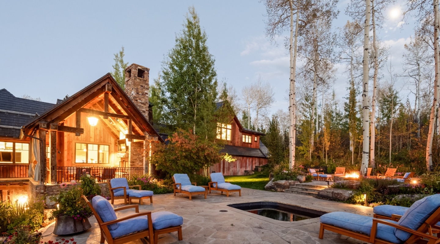 luxury home 200 eagle pines sanctuary aspen colorado for