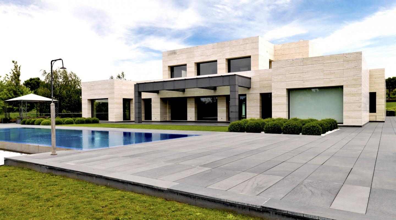 Contemporary luxury mansion in la finca pozuelo de - La finca pozuelo de alarcon ...