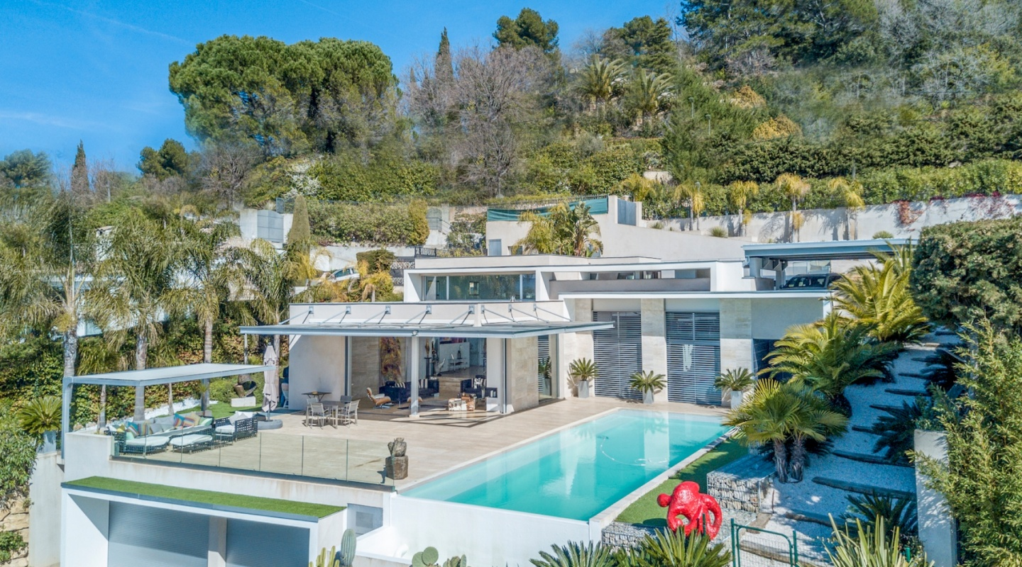 2 modern house in cannes for sale
