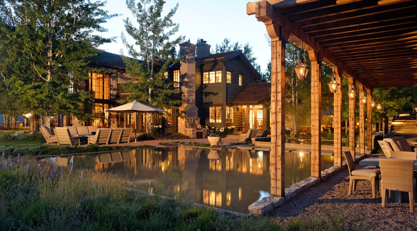 Finest luxury residential real estate in aspen colorado for Most expensive homes in colorado