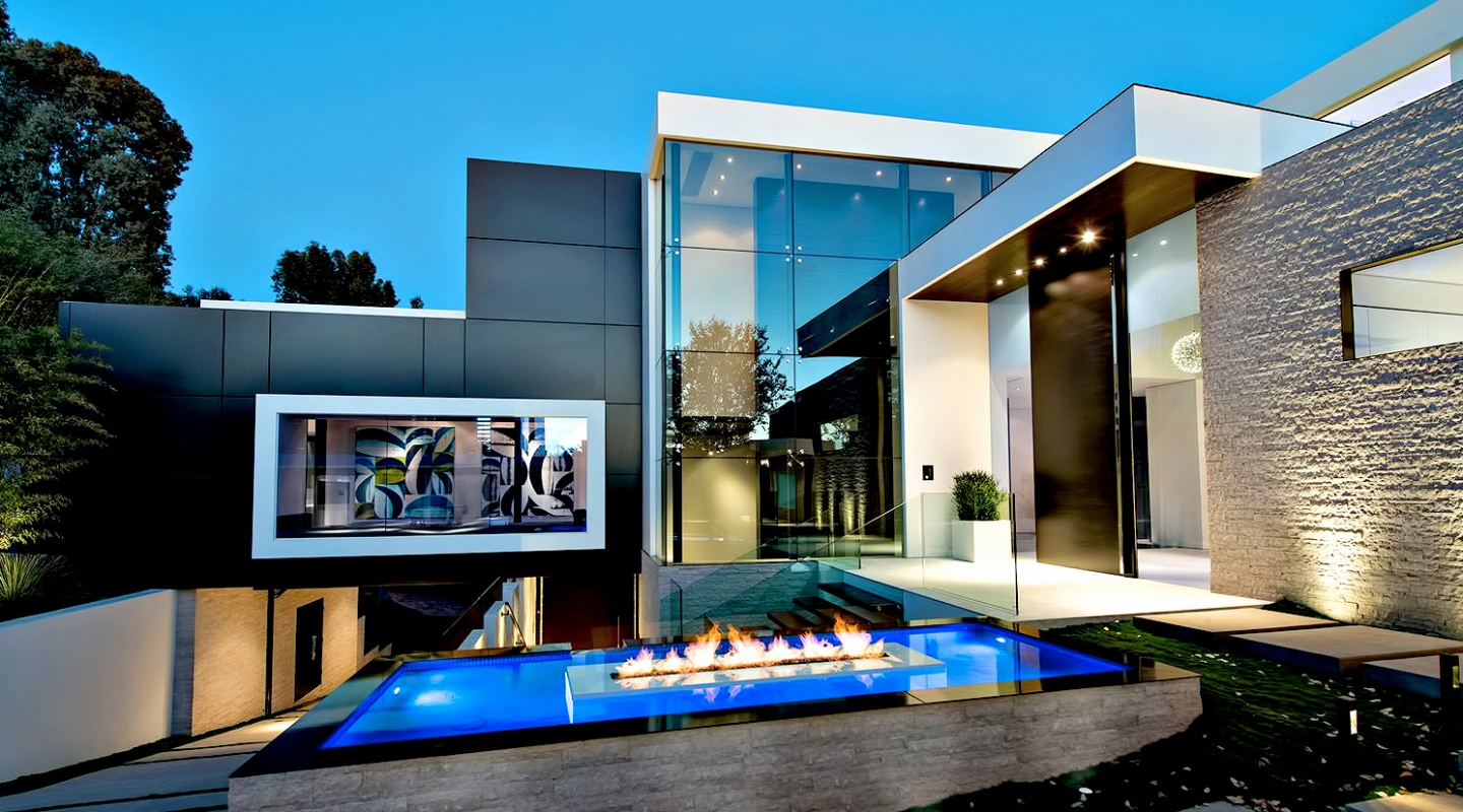 Finest luxury residential real estate in los angeles for Expensive homes for sale in california